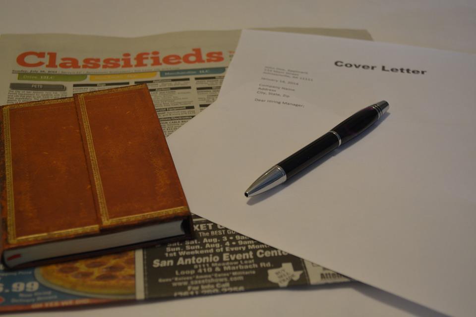 job-search-276893_960_720履歴書を書く